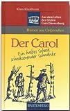 echange, troc Klaus Klootboom - Der Carol.