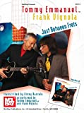 img - for Tommy Emmanuel/Frank Vignola - Just Between Frets book / textbook / text book
