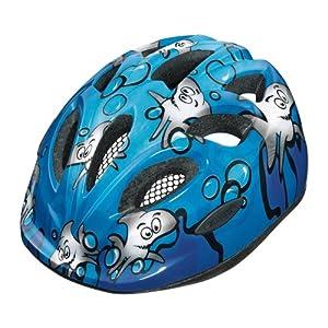 ABUS Smiley Casque à vélo pour enfants Sharky ocean 45 50 cm