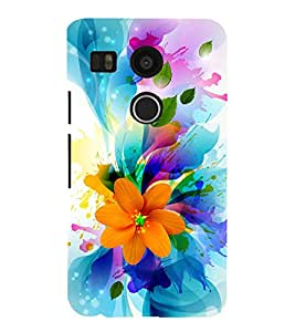 ANIMATED DESIGN Designer Back Case Cover for LG Google Nexus 5X::LG Google Nexus 5X (2nd Gen)