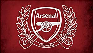 Fashion home decor paintings football team for Arsenal mural wallpaper