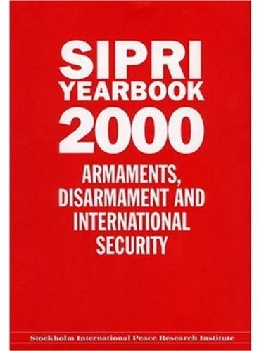 SIPRI YEARBOOK 2000 (SIPRI Yearbook Series), 2000 Ed