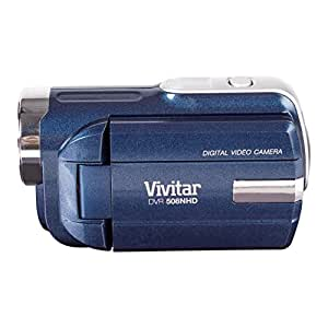 Vivitar DVR-508 High Definition Digital Video Camcorder, Colors May Vary