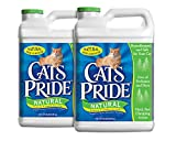 Cats Pride 01320 Scoopable Cat Litter Jug, Natural, 2-Case