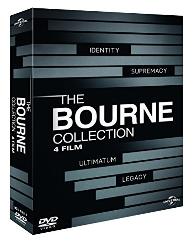 The Bourne Collection 4 Dvd PDF