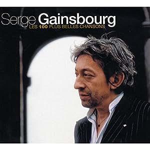 Les 100 Plus Belles Chansons : Serge Gainsbourg (Coffret 5 CD)