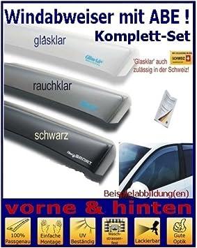 hinten -CLK0042682K - ClimAir Windabweiser Farbe: glasklar