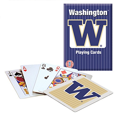 Washington Playing Cards - 1