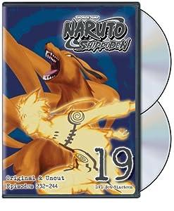 Naruto Shippuden Uncut Set 19 [DVD] [Region 1] [US Import] [NTSC]