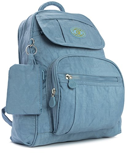 Big Handbag Shop,  Blu Foglia di tè