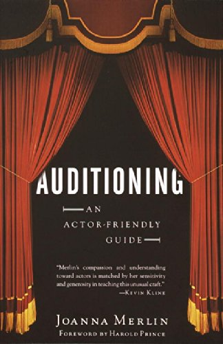 Auditioning: An Actor-Friendly Guide, Merlin, Joanna