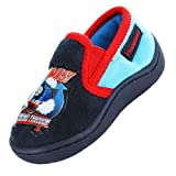 Thomas on Track Childrens Slippers