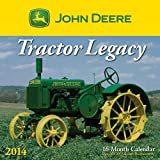 img - for John Deere Tractor Legacy 2014: 16 Month Calendar - September 2013 through December 2014 book / textbook / text book