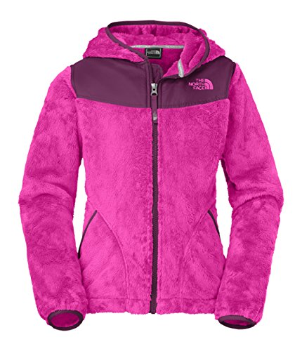 B00HDYQKPU The North Face Oso Hoodie Girl's Vibrant Blue XL