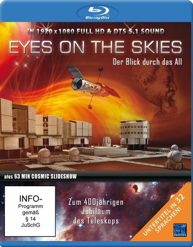 Eyes on the Skies. 400 years of Telescopic Discovery / Взгляд в небеса (2008)