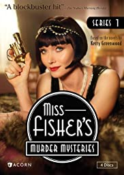Miss Fisher\'s Murder Mysteries 1