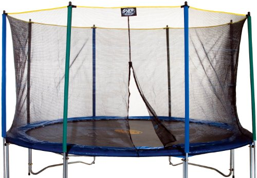 Buy Bargain Pure Fun 9114E 14-Foot Trampoline Enclosure (trampoline sold separately)