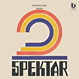 Spektar - Nepoznate Boje Spektra - Black Pearl Records - BPR007LP