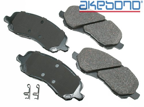 Akebono Disc Brake Pad ASP866