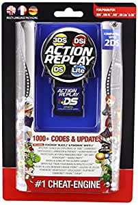 Amazon.com: Datel Action Replay Cheat System (3DS/DSi XL