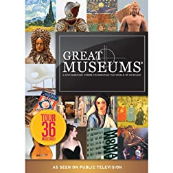 Great Museums: A Documentary Series Celebrating the World of Museums