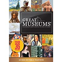 Great Museums A Documentary Series Celebrating The World Of Museums from Pbs (Direct)