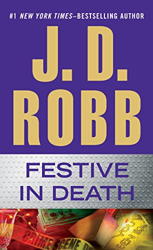book cover of Festive in Death
