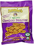 Annie's Homegrown Organic Cheddar Bunnies - 36 Count Snack Pack
