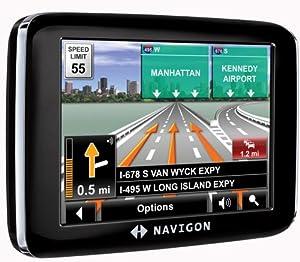 Navigon 2200T 3.5-Inch Portable GPS Navigator