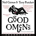 Good Omens (       UNABRIDGED) by Neil Gaiman, Terry Pratchett Narrated by Martin Jarvis