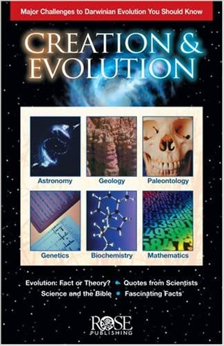 Creation and Evolution: Clear Reasons to Doubt Darwinian Evolution (pamphlet)