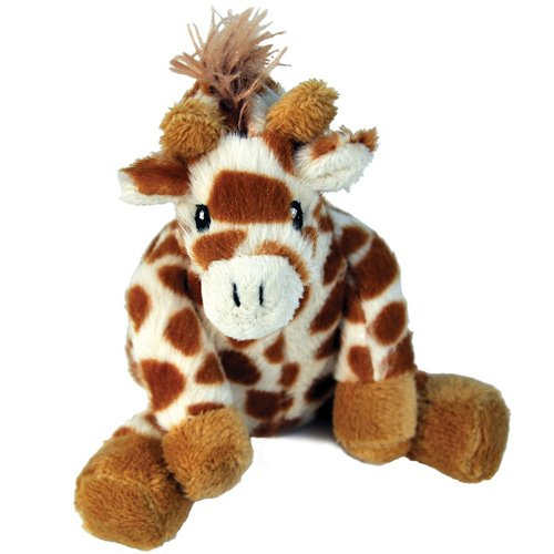 Cloud B Baby Rattle, Giraffe - 1