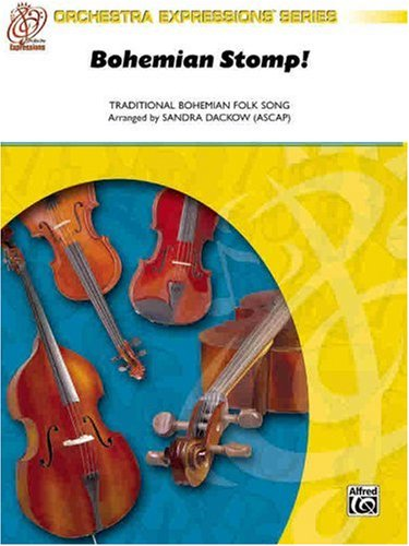 Bohemian Stomp!, Book 1 (Orchestra Expressions)