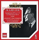 Mahler: Symphonies Nos. 2, 4, 7 & 9; Das Lied von der Erde; Lieder