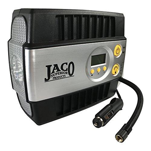 JACO Premium Digital Tire Inflator - Portable Air Compressor Pump, 100 PSI (Portable Air Pump Bicycle compare prices)