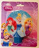Princess Night Light - Ariel, Rapunzel, Cinderella
