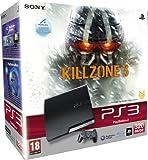echange, troc Console PS3 320 Go noire + Killzone 3 3D