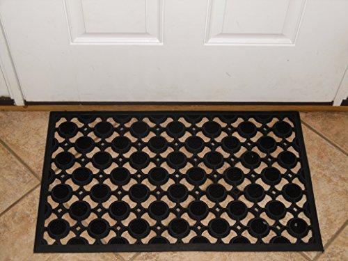 Hunputa Doormat Entrance Mat Floor Mat Rug Indoor Outdoor