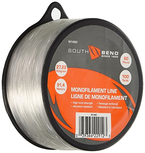 South bend monofilament fishing line sporting goods for Fishing line test