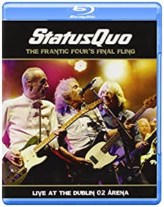 Status Quo: The Frantic Four Final Fling [Blu-ray]