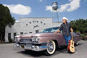photo of George Strait  - car