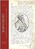 echange, troc Marc Vial - Jean Calvin : Introduction à sa pensée théologique