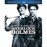 Sherlock Holmes - Premium Collection [Blu-ray]