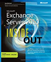 Microsoft Exchange Server 2010 Inside Out ebook download