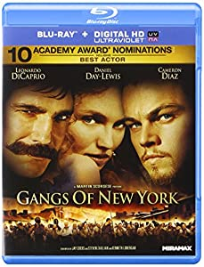 Gangs of New York (Miramax Award-Winning Collection) [Blu-ray]