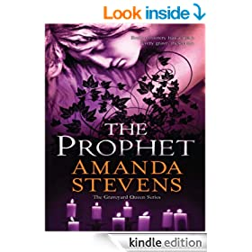 The Prophet (The Graveyard Queen Series - Book 3)