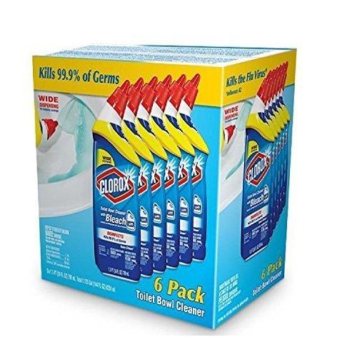 clorox-toilet-bowl-cleaner-value-pack-rain-clean-6pk-24oz-bottles-by-clorox