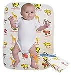 Baby Folding Travel Changing Mat Wipe...