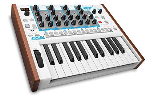 AKAI TIMBRE WOLF sintetizzatore polifonico analogico 25 tasti USB 4 voci effetti