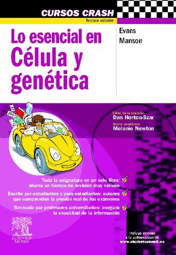 Lo esencial en celula y genetica + StudentConsult en espanol (Spanish Edition)